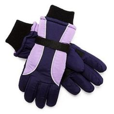 Winterproof Girls Purple Snow & Ski Gloves Waterproof Winterproof. $14.99