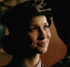 Claire Randall - WWII combat nurse