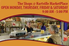 Hartville Market Place & Flea Market ~ Hartville,OH