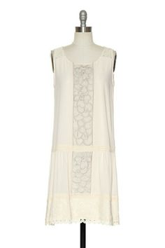 Everything is Embroidery Dress