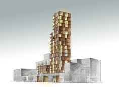 Olson Kundig Architects - Projects - West Chelsea Scramble Tower