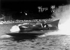 Hearty Arno Ferrari Hydroplane Boat Half Hull Bow 3d Handcrafted Wood Frame Wall Art Boats & Ships Collectibles