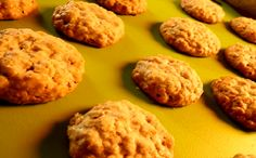 Receita de biscoitinho de canela e aveia para a fase cruzeiro PP da dieta dukan.