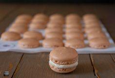 Macarons (VersióN 2.0) Rellenos De Buttercream  De Vainilla