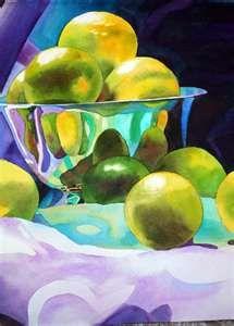 Art of Anne Abgott   WATERCOLOR