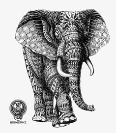 This graphic is about tattoo design,  elephant tattoo, cross tattoos, wrist tattoos, tribal tattoo and sleeve tattoos. It can be used both tattoos for woman and tattoos for man.More free PNG, Vector, and Background download from pngtree