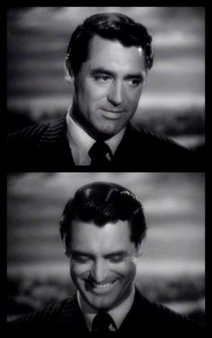 Cary Grant: the original George Clooney, and like George got more handsome with age
