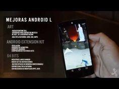 Android L Developer Preview: toma de contacto con un Nexus 5 en español