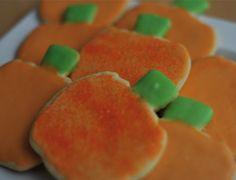 Pumpkin Cookies - Fun with Josie!