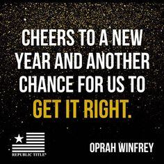 Happy New Year! Oprah Winfrey, Happy New Year, Cheer, How To Get, News, Instagram, Happy New Years Eve, Happy 2015, Cheerleading
