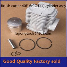 brush cutter cylinder kits and piston //Price: $36.00 & FREE Shipping //     #vegetable