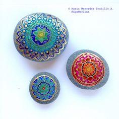 https://flic.kr/p/sedqRE | Mandala Pebbles