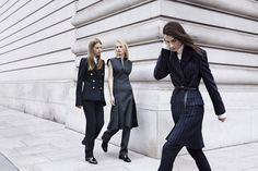 Nowa kolekcja Zara jesień-zima 2013, kampania jesień-zima 2013, fot. Patrick Demarchelier