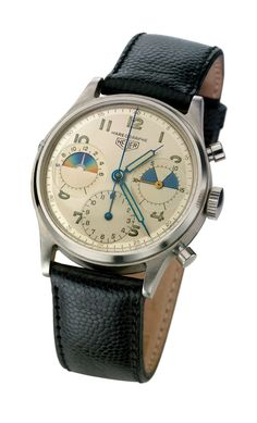History of Heuer III: 1950s | The Home of Vintage Heuer Collectors- Calibre 11 - Page 2