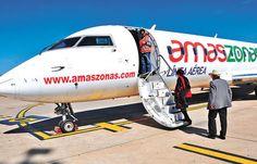 Uruguaya Amaszonas unirá Punta del Este y Buenos Aires con vuelos directos