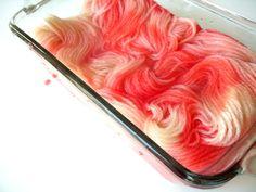 How to Kettle-Dye Yarn with Kool-Aid | FreshStitches