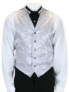Silver Peak Vest (Special Order +1 week) [004314]