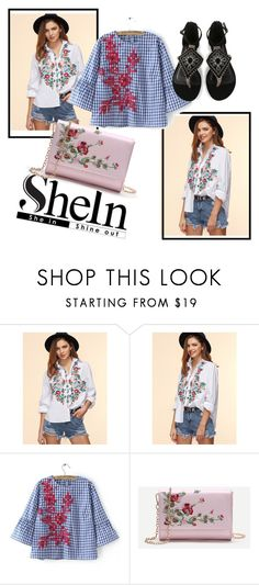 """""""Shein 2"""" by zerka-749 ❤ liked on Polyvore"""