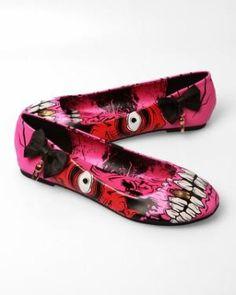 Zombie shoes
