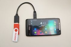 Your Android phone can read USB flash drives and even full-size SD Cards with the right tools and tips. Here's a step by step guide.
