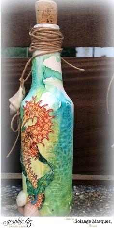 Solange Marques: G45 Altered Bottles