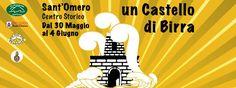 SantOmero Un Castello di birra dal 30 maggio al 4 giugno