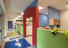 MiraclePlace PromiseLand Early Childhood Education Center. ©Mike Rixon Photography