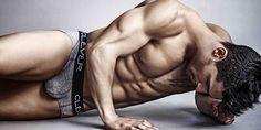 The Clever Morelo Range | Fashion #Underwear #Guys #Men #Models