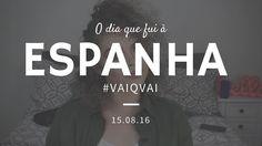 """""""Pra toda conquista da sua lista tem um penteado bem descolado!"""" Vídeo novo no canal falando sobre minha primeira viagem internacional! Link tá no perfil! #variação #vaiqvaipralista #seda"""