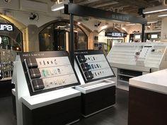 Pop Up store Strasbourg - Ma beauté luxe - design by LEONARD EL ZEIN - 2016 - http://www.leonardelzein.com/pop-up-store/ - #retail #makeup #launch #cosmetics #miniatures