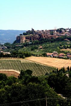 Orvieto, Umbria, Italy UMBRIA, Home of the walled city of Norcia