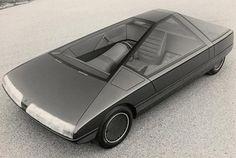 Citroën Karin by Trevor Fiore in 1980