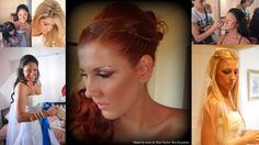 Wedding Make up & Hairstyle by Ria Kanakari @G-Likes.Gr