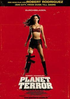 Planet Terror (2007) - Germany