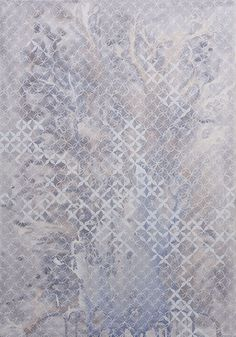 Susan Buret, Mist 1, acrylic on linen, 2009