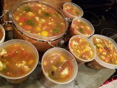 Week 12 Soup Salsa, Soup, Ethnic Recipes, Salsa Music, Soups