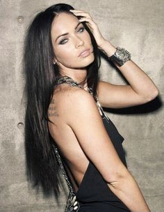 Megan Fox... One good film (Jennifer's Body) isn't going to save her from fading away forever...