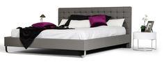 Patterson Upholstered Platform Bed