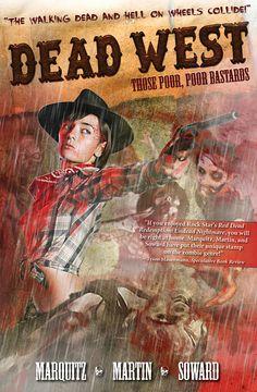 Dead West novel, #1, 2014, Model: Meagan Williams, 2014 Allen Freeman, www.afreemanphotography.com