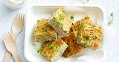 This healthy version of the family-favourite zucchini slice is loaded with quinoa, zucchini and kale, and makes a perfect vegetarian dinner or lunchbox filler. Snack Recipes, Dinner Recipes, Cooking Recipes, Easy Recipes, Weekly Recipes, Loaf Recipes, Savoury Recipes, Cooking Tips, Dessert Recipes
