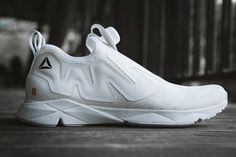 A Closer Look at the Vetements x Reebok Pump Sneaker Collaboration