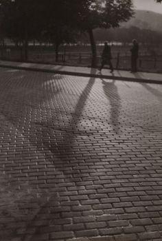 Imre Kinszki - Shadows, 1931