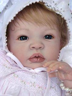 "Reborn Baby Doll Gorgeous ""Caylee"" Shyann by Aleina Peterson   eBay"