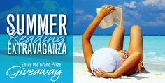 Summer Reading Extravaganza Grand Prize Giveaways!