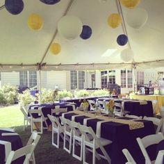 Graduation party by elite events. Www.eliteeventstoledo.com