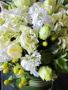 Monochromatic arrangement
