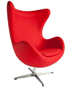 Sillón Huevo (1958) Arne Jacobsen