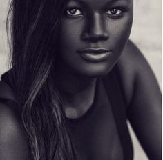 """Meet Melanin Goddess Khoudia Diop - """"She says """"they nicknamed me Darky, daughter of the night, mother of the stars"""""""
