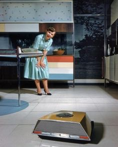 """Kitchen Of The Future,"" 1950s"