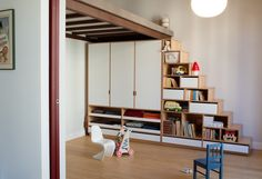 Apartment in Eixample A home for a medical doctors by #marcduran.com & #mmarquitectura.net